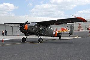 Max-Holste MH-1521 Broussard - AirExpo Muret 2007 0168 2007-05-12.jpg