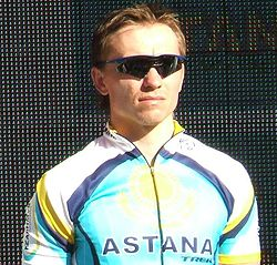 Maksim Iglinskiy al Tour Down Under 2009