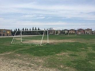 Armadale, Ontario - View of Armadale from Armadale Public School