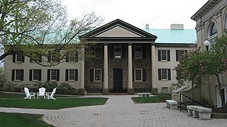 McMillan Hall United States historic place