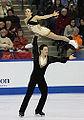 Meagan Duhamel & Craig Buntin Lift 2009 Canadian Championships.jpg