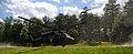 Medevac Training, Fort A.P. Hill, Va. 2013, Blackhawk Helicopter.jpg