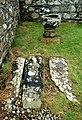 Medieval Grave-Slab At Kilchiaran - geograph.org.uk - 1166416.jpg