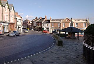 Melbourne, Derbyshire Human settlement in England