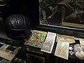 Memorial Museum Passchendaele 1917 football objects Flickr 6774154570.jpg