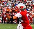 Mentor Cardinals Catch (9639331924).jpg
