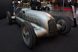 1935 Grand Prix season - Mercedes-Benz's entry came in the form of the W25.