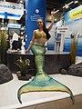 Mermaid at Helsinki Travel Fair 2020.jpg
