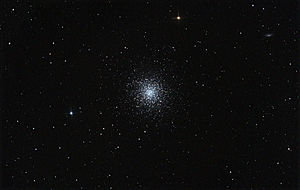 Messier 13 - Wide field image of Messier 13.