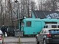 Metro car used as car repair office (Здание шиномонтажа в метровагоне) (5148192111).jpg