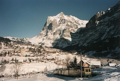 Mh grindelwald im winter
