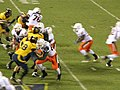 Miami on offense at 2008 Emerald Bowl 11.JPG