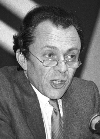 1988 French legislative election - Image: Michel Rocard 16 (cropped) 2