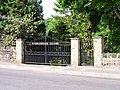 Middlewood House Gates, Oughtibridge - geograph.org.uk - 878228.jpg