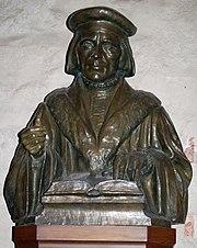 Mikael Agricola bust