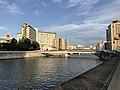 Mikasagawa River near Mikasa-Shimbashi Bridge.jpg
