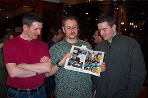 Jock (cartoonist) - Mike Carey, Andy Diggle and Jock