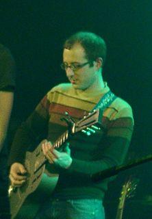Mike Mogis American multi-instrumentalist