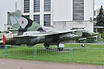 Mikoyan-Gurevich MiG-23S '71 red' (27062315239).jpg
