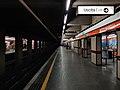 Milano - stazione metropolitana Sesto Marelli - banchina.jpg