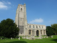 Mildenhall - Church of St Mary.jpg