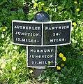 Milepost south of Norbury Junction.jpg