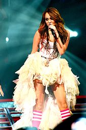 Miley Cyrus - Wikipedia