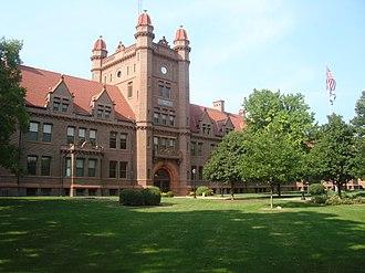 Millikin University - Image: Millikin University