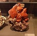 Mineral exhibit - Quartz (31794495460).jpg