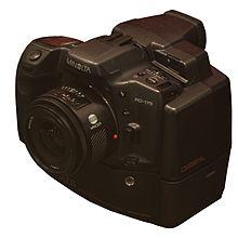 digital slrsedit - Minolta Digital Camera