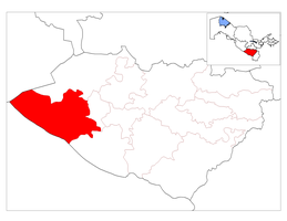 Mirishkor District location map.png