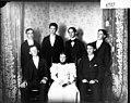 Miss Greer with Sunday School Class 1905 (3191761057).jpg