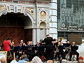 Mobile carillon concert with the accompaniment of the Polish Border Guard Orchestra during III World Gdańsk Reunion - 07.jpg