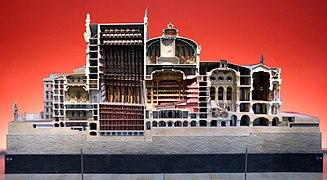 Modello dell'opéra Garnier, 01.JPG