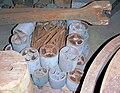 Molen De Korenbloem, Kortgene, kruiwerk kruirollen.jpg