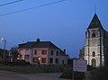 Molliens-Dreuil église (tombée du jour) 1.jpg