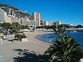 Monaco - Spiaggia di Larvotto.JPG