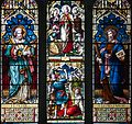 Monaghan Saint Macartan's Cathedral Window Saints Peter and James the Lesser Detail 2013 09 21.jpg