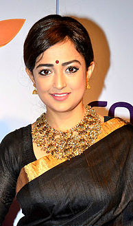 Monali Thakur at the Kelvinator Stree Shakti Women Awards 2014.jpg