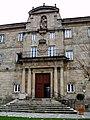 Monforte de Lemos - Monasterio de San Vicente de Pino y Parador de Turismo 06.jpg