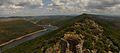 Monfrague, panorámica desde el Castillo de Monfragüe.jpg