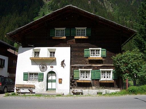 Montafonerhaus Partenen (1)