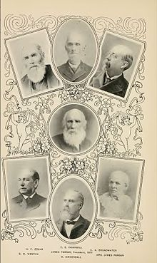 Society of Montana Pioneers - Wikipedia