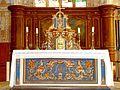 Montjavoult (60), église Saint-Martin, chœur, ancien maître-autel et tabernacle.jpg