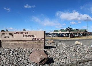 Montrose Regional Airport