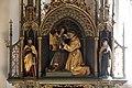 Moosburg an der Isar, St Kastulus 016, Side altar.JPG