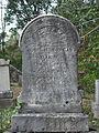 Morgan (Eliza W.), Bethany Cemetery, 2015-10-09, 01.jpg
