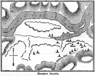 Mormon Island, California human settlement in United States of America