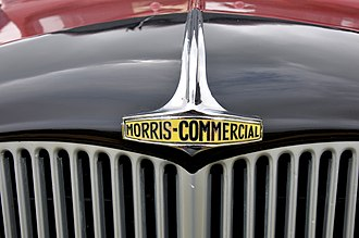 Morris Commercial Cars - Image: Morris Commercial 1939 Truck Rougham Airfield, Wings, Wheels and Steam Country Fair (2)