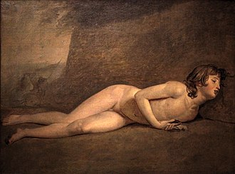Joseph Bara - The Death of Joseph Bara (1794) by a pupil of Jacques-Louis David
